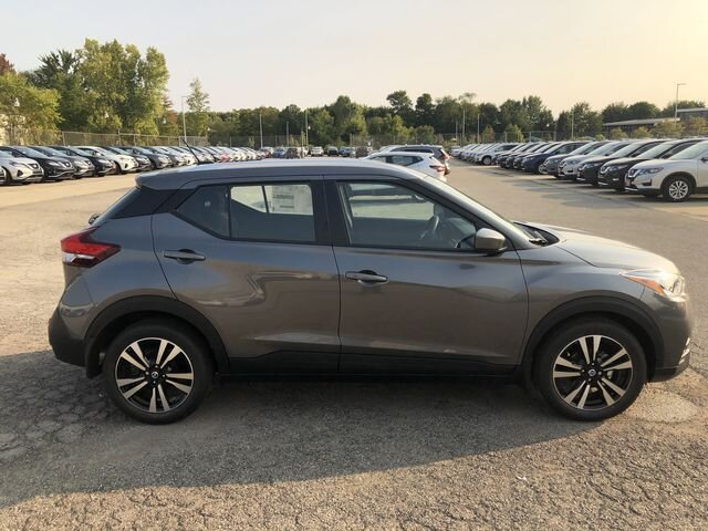 Lease this 2020, Gray, Nissan, Kicks, S