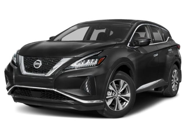 Lease this 2020, Black, Nissan, Murano, S