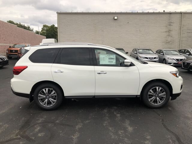 Lease this 2020, Gray, Nissan, Pathfinder, S