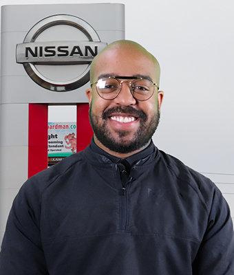 Sales Consultant Wesley Collier in Sales at Boardman Nissan