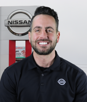 Sales Consultant Dominic Mamone in Sales at Boardman Nissan