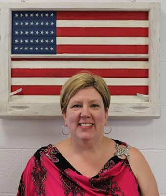 Assistant Office Manager Jennifer Riebe-Grady in Administration at Boardman Nissan