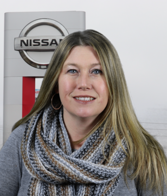 HR Director Evon Cavelli in Management at Boardman Nissan