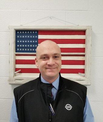 Sales Consultant Sam Shipton in Sales at Boardman Nissan
