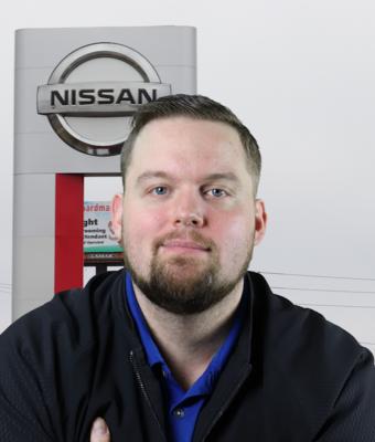 Sales Manager Terri Kirk in Sales at Boardman Nissan