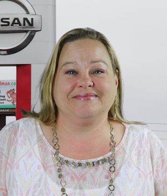 Accounts Payable/Receivable Coordinator Laurie Miller in Administration at Boardman Nissan