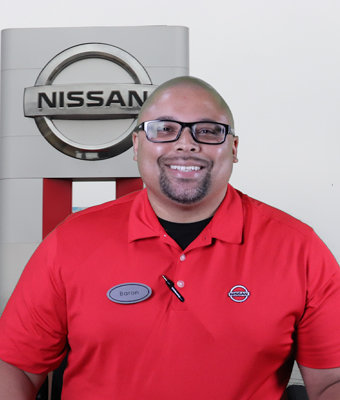 Sales Manager Baron J. Reynolds in Sales at Boardman Nissan