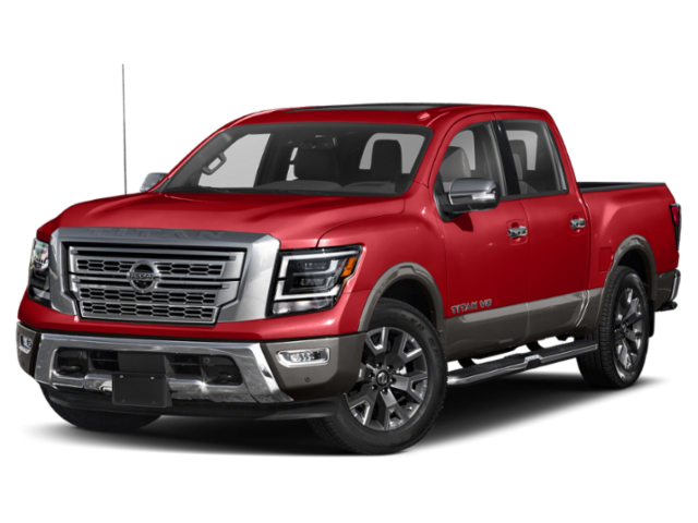 Special offer on 2020 Nissan Titan 2020 Nissan Titan