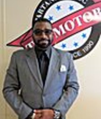 Sales Consultant Leon Young in Sales Team at TLC Motors Inc.