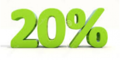 Coupon for 20% off any Repair Service 20% Off