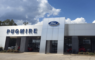 Outside picture of Pugmire Ford of Carrollton GA