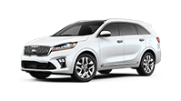 new white kia sorento