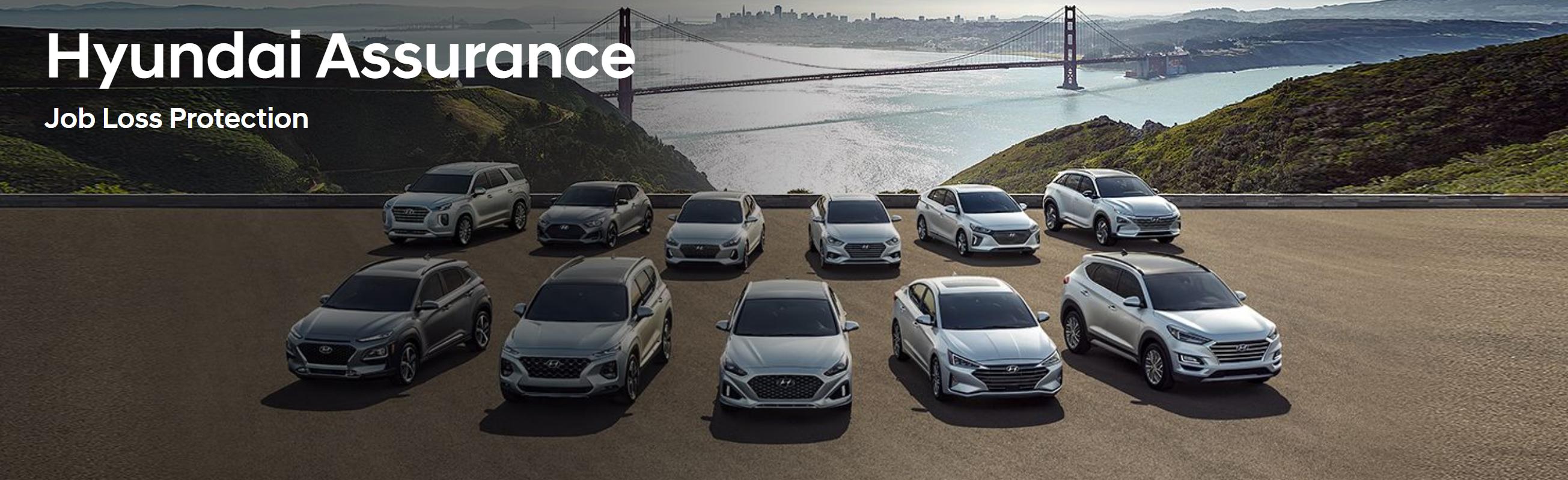 Hyundai Assurance Job Loss Protection