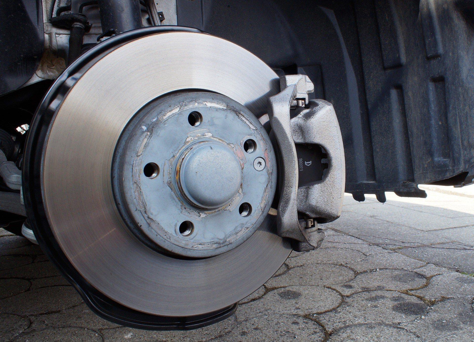 Brake and Rotor