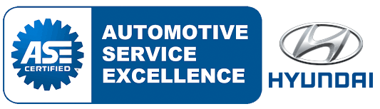 ASE Certified Hyundai Service Provider