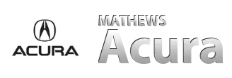 Mathews Acura Dealership Logo