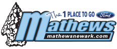 Mathews Ford Marion Dealership Logo