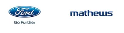 Mathews Ford Marion Dealership Logo