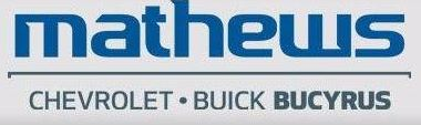 Mathews Chevy Buick Dealership Logo