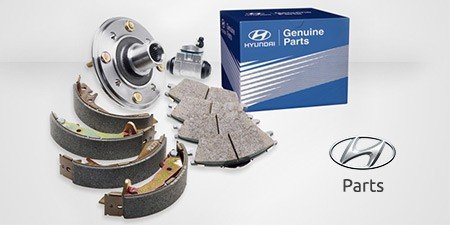 Some of the OEM Hyundai parts we have for sale at South Shore Hyundai