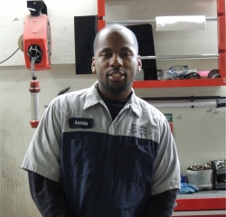 Asante  in Technicians at South Shore Hyundai