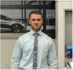 Sales Professional Dan Faynblut in Sales at South Shore Hyundai