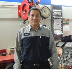 Frank  in Technicians at South Shore Hyundai