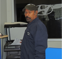 George  in Valet and Porters at South Shore Hyundai