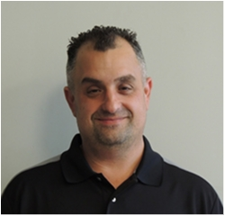 Service Manager Jerry Grimes in Service at South Shore Hyundai