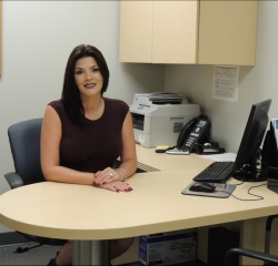 Business Developement Manager Lulu Hoppe in Management at South Shore Hyundai