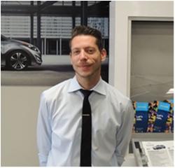Sales Professional Matthew  Kass in Sales at South Shore Hyundai