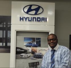Sales Professional Ronald Jones in Sales at South Shore Hyundai