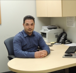 General Sales Manager Savvas Mousoulides in Management at South Shore Hyundai