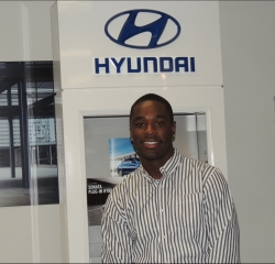 Sales Professional Troy Pitt in Sales at South Shore Hyundai