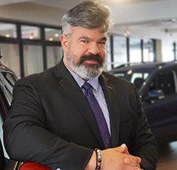 General Manager George Papantoniou in Management at South Shore Hyundai