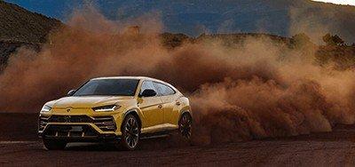 Aston Martin, Lotus, McLaren, Rolls-Royce and Lamborghini Dealer in