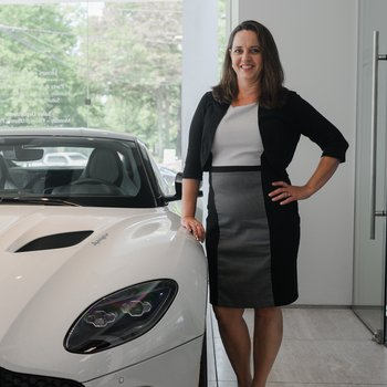 Office Manager Angela Sasser in Our Team at MotorCars of Atlanta