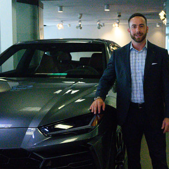 Pre-Owned Sales Manager Bart Antoniazzi in Our Team at MotorCars of Atlanta