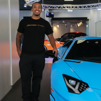 Lamborghini and Rolls-Royce Certified Technician Chris Curry in Our Team at MotorCars of Atlanta