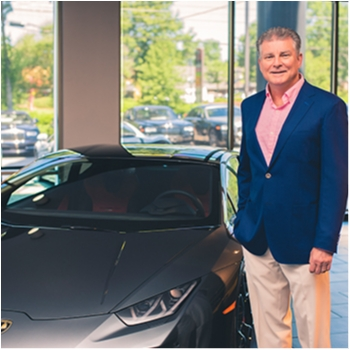 General Sales Manager Bill Smith in Our Team at MotorCars of Atlanta
