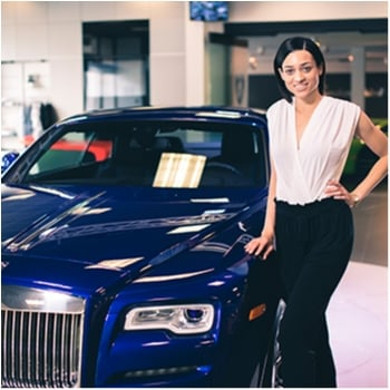 Client Engagement & Marketing Manager Brittany Cabbler in Our Team at MotorCars of Atlanta