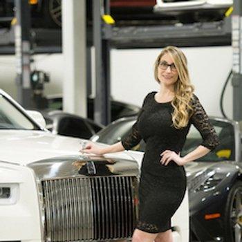 Finance & Insurance Mary Sullivan in Our Team at MotorCars of Atlanta