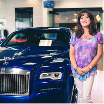 Warranty Administrator Kim Donohue in Our Team at MotorCars of Atlanta
