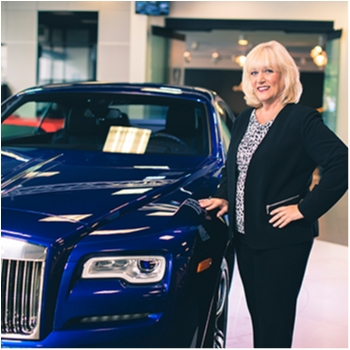 F&I Manager Suzi Brown in Our Team at MotorCars of Atlanta