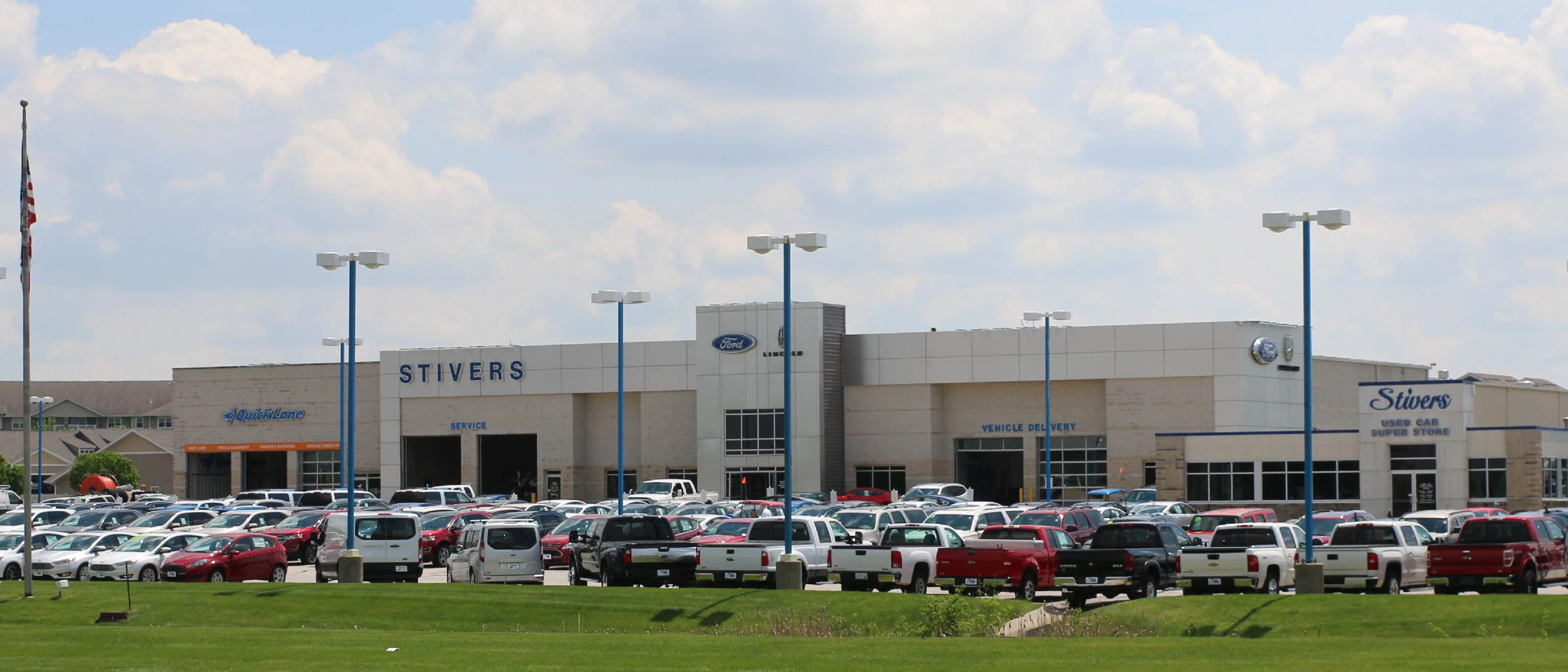 Stivers Ford Lincoln Is Your 1 Des Moines Ford Dealer