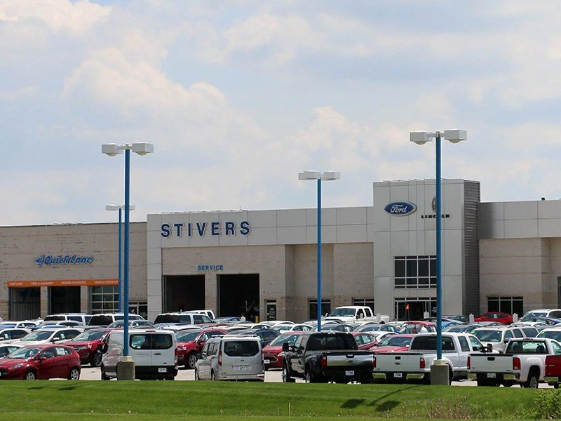 Stivers Quick Lane >> Stivers Ford Lincoln Is Your 1 Des Moines Ford Dealer