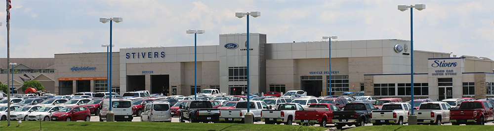Stivers Ford Lincoln Storefront