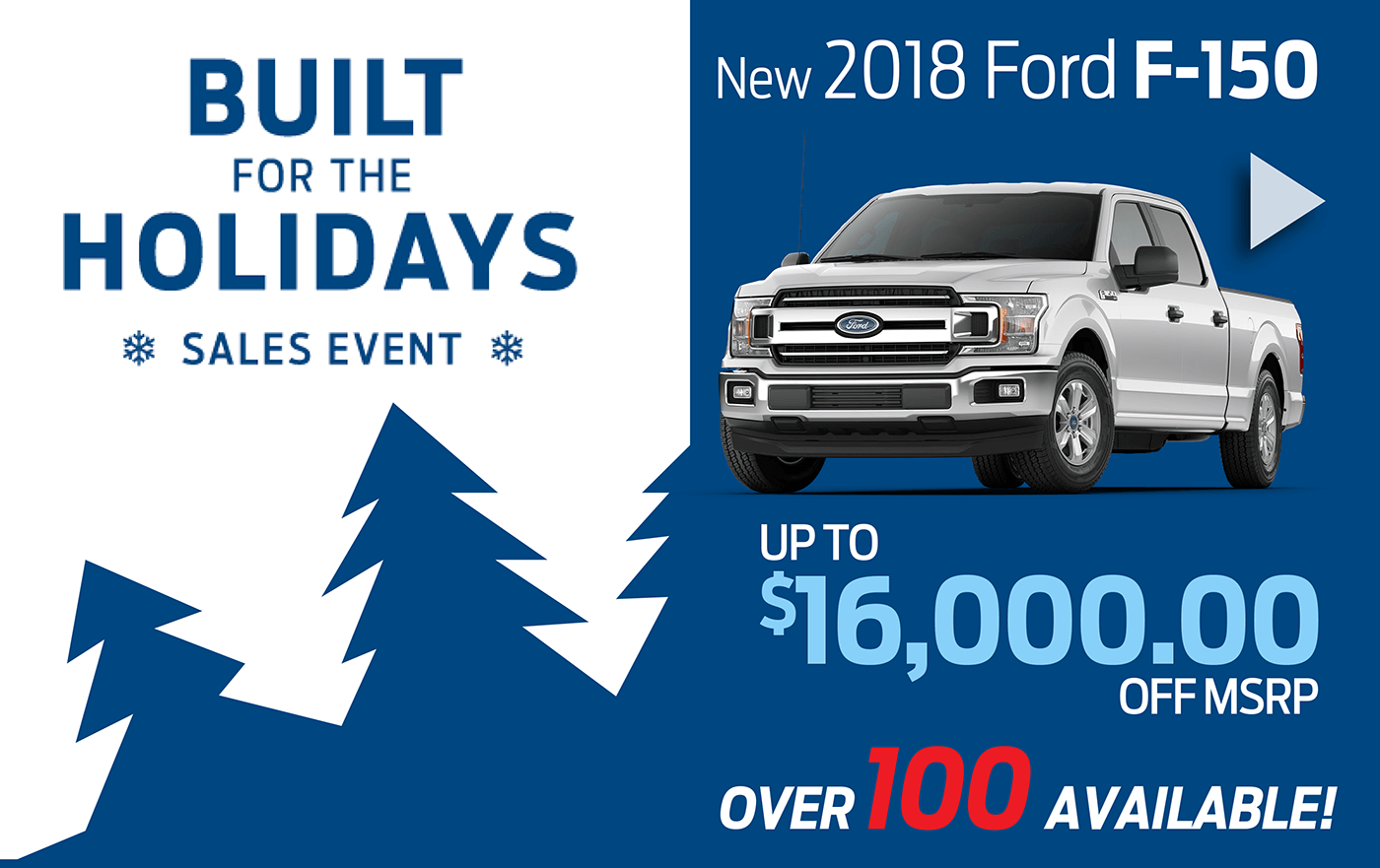 F-150 Special Offer