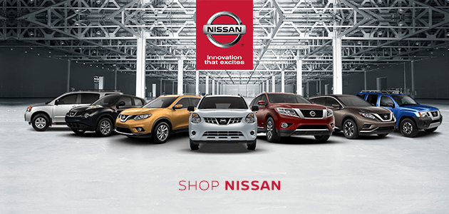 Shop Our Nissan Inventory