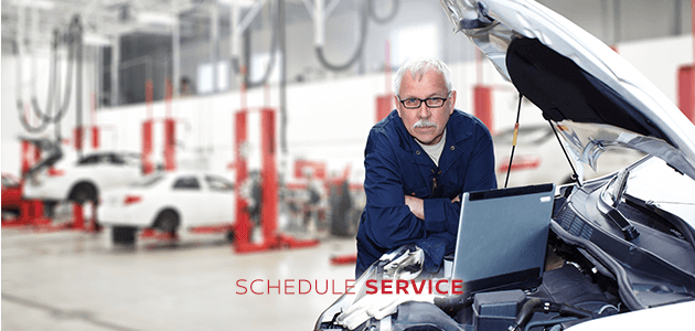 Schedule service today